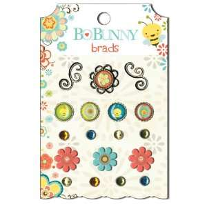 Bunny Press   Hello Sunshine Collection   Brads: Arts, Crafts & Sewing