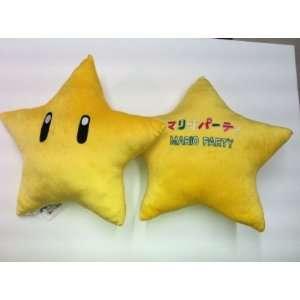 Nintendo Super Mario Brothers 12 Star Plush Toys & Games