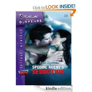 Special Agents Seduction (Silhouette Intimate Moments) Lyn Stone
