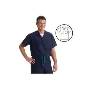 910JNTL CM PT# 910JNTL CM  Shirt scrub Unisex Navy Large