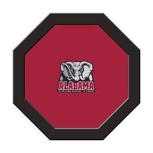 Alabama Crimson Tide 43 Round Game Table Cloth