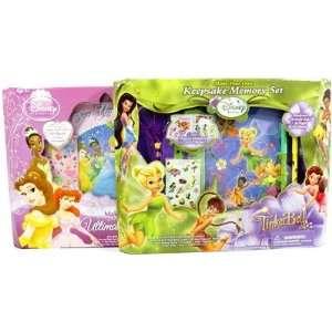 & Craft Supplies craft set princess/tinker bell 2asst Toys & Games