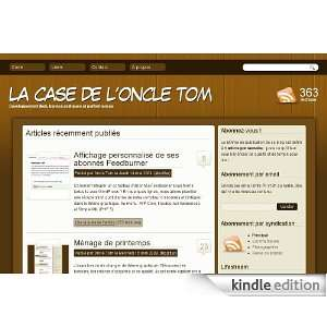 La Case de lOncle Tom (French Edition): Kindle Store: Oncle Tom