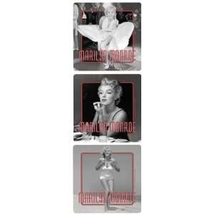 Marilyn Monroe Magnet Trio Set   Style GMSSB2