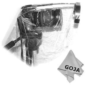 With Ultra Fine Microfiber Cleaning Cloth GOJA Logo