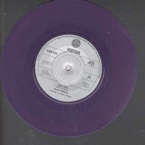 HARD ROAD 7 INCH (7 VINYL 45) UK VERTIGO 1978 BLACK SABBATH Music