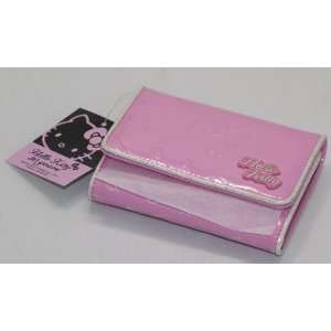Sanrio Hello Kitty Pink Bows and Hearts Bifold Wallet