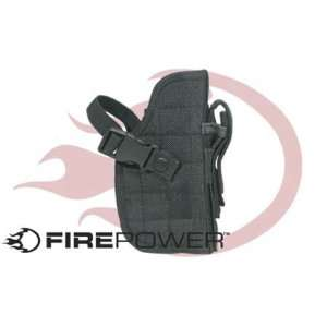 Firepower Deluxe Belt Holster   Camo