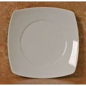 J.L. Coquet Prelude White Dinner Plate 9.8 In Home & Kitchen