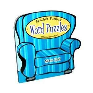 University Games Armchair Puzzlers Word Puzzles Book Toys & Games