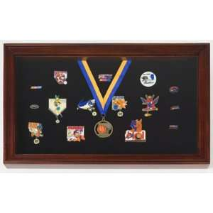 Display Case for Pins, Medals, Badges   Shadow Box: Home