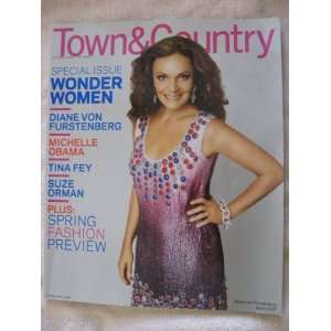 Country Magazine   February 2009 Issue   Special Issue Wonder Women