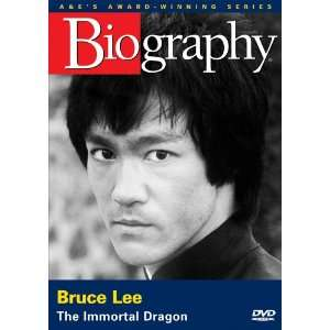 Lee The Immortal Dragon (A&E DVD Archives) Bruce Lee Movies & TV