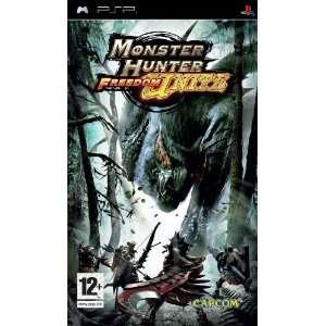 Monster Hunter Freedom Unite   PSP Video Games