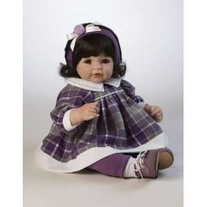 Perfect In Plaid Adora Doll 20 : Toys & Games :