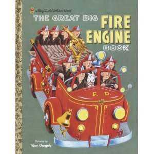 Big Fire Engine Book (Big Little Golden Book) (9780307903211) Golden