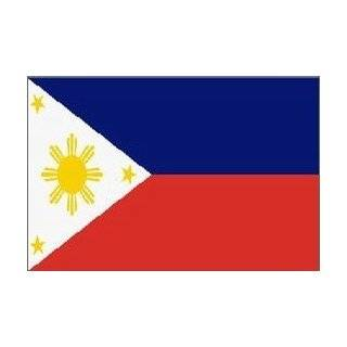 Philippine Flag Sun Car Decal / Stickers: Automotive