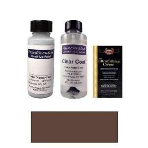 Brown Metallic Paint Bottle Kit for 1979 Jaguar All Models (BLVC282