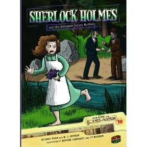 Sherlock Holmes and the Boscombe Valley Mystery (On the
