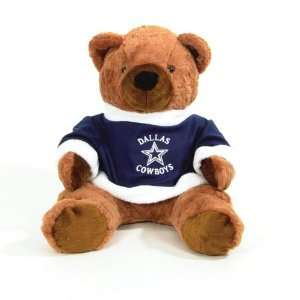 NFL Dallas Cowboys 20 Plush Teddy Bear Stuffed Toy