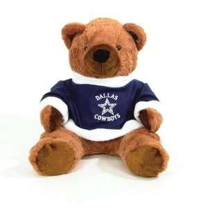 NFL Dallas Cowboys 20 Plush Teddy Bear Stuffed Toy