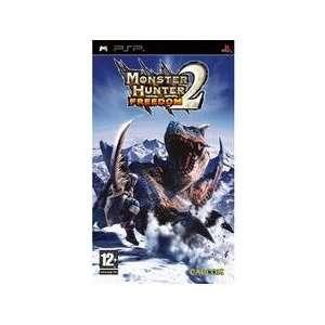 Monster Hunter Freedom 2 for PSP Electronics