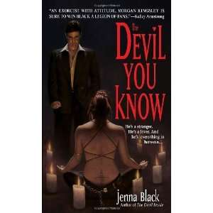 e Devil You Know (Morgan Kingsley, Exorcist, Book 2