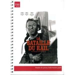 Bataille du Rail by Rene Clement 2010 Cannes Film Festival Pressbook
