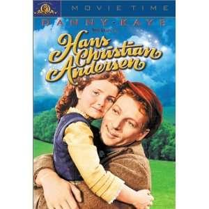 Hans Christian Andersen Danny Kaye, Farley Granger, Zizi