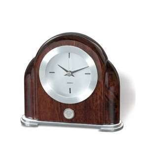 US Military Academy   Art Deco Desk Clock Sports