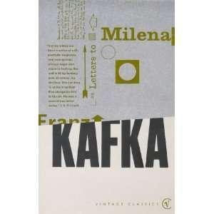 Letters to Milena (9780749399450) Franz Kafka Books