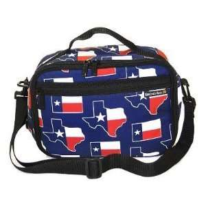 Lone Star TEXAS Lunch Box by Broad Bay