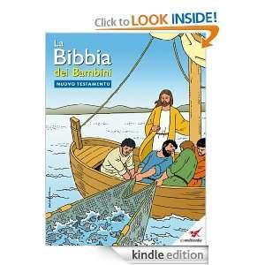 La Bibbia dei Bambini   Fumetto Nuovo Testamento (Italian Edition