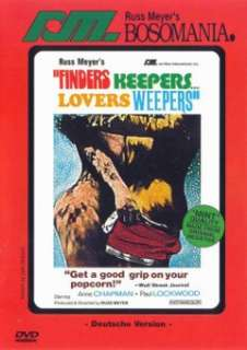 Filme: Finders Keepers, Lovers Weepers   Russ Meyer Collection von