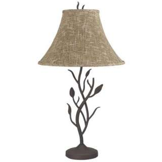 Wrought Iron Tree Table Lamp  LampsPlus