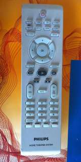 PHILIPS 242254900902 HOME THEATER SYSTEM REMOTE CONTROL