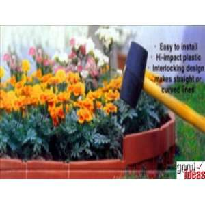 Lawn Edging (450)   Create any shape garden lawn border edging in an
