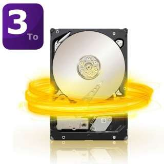 Seagate 3To 64Mo 3.5 Barracuda XT   Achat / Vente DISQUE DUR INTERNE