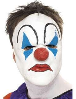 Realistic Movement Clown Mask (ref: 64068)