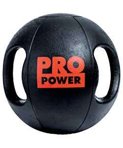 Pro Power 6kg Medicine Ball. from Homebase.co.uk