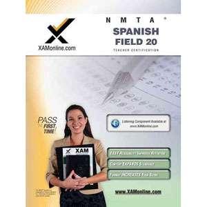Nmta Spanish Field 20 Teacher Certification Test Prep