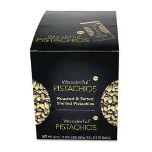 Paramount Farms Wonderful Pistachios Office Products