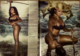 SMOOTH Sexy WARRIOR PRINCESS Edit 50 Cent ROSA ACOSTA