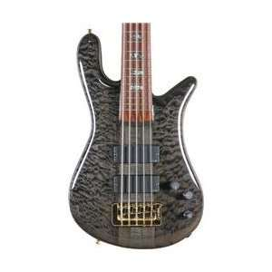 Spector USA NS 5XL Black Stain 5 String Bass Guitar (Black