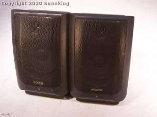 Recoton Advent Wireless Speakers CLV A900R