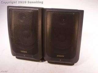 Recoton Advent Wireless Speakers CLV A900R