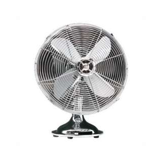 Ecco Red Table Fan Heating, Cooling, & Air Quality