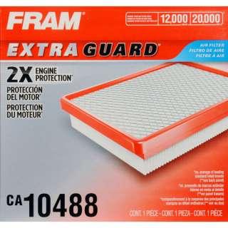 FRAM Extra Guard Air Filter, CA10488 Automotive