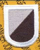 134 Cav LRS 35th Inf Airborne Ranger LRRP flash patch