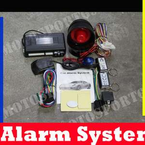 VW JDM x2 Remote Engine Start Car LOCK Alarm Auto Security System Kit